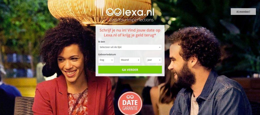 grootste datingsite lexa