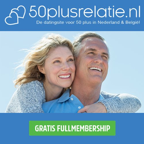 7 dagen gratis fullmembership 50plusrelatie